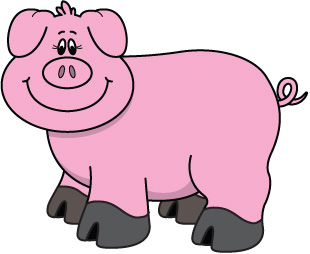310x254 Pig Clip Art Pictures Free Clipart Images
