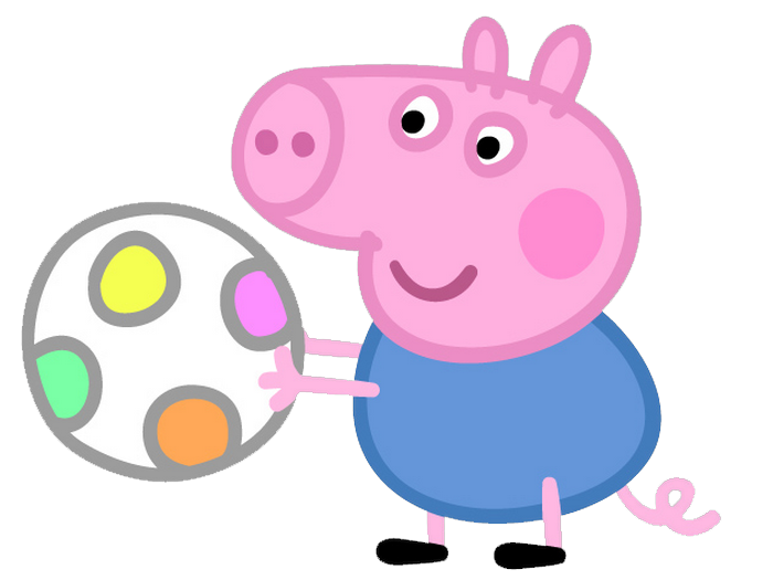 700x525 Peppa Pig Clipart Png