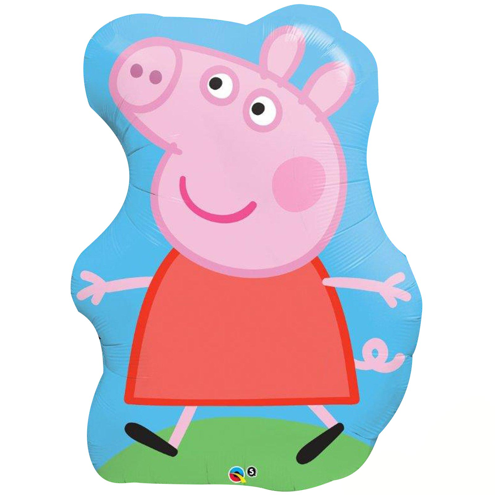 1600x1600 Balloon Clipart Peppa Pig