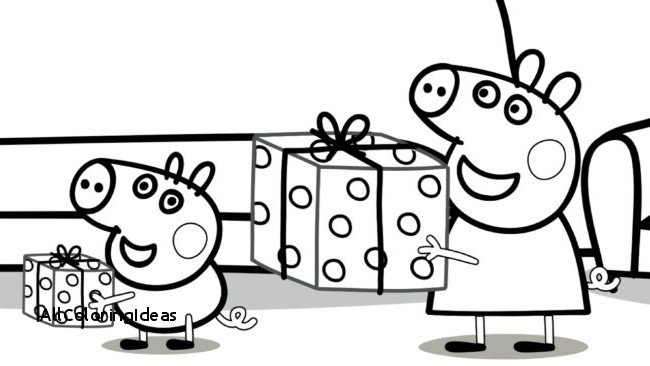 650x366 Update Peppa Pig Coloring Pages