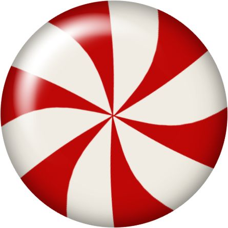 Peppermint Candy Clipart