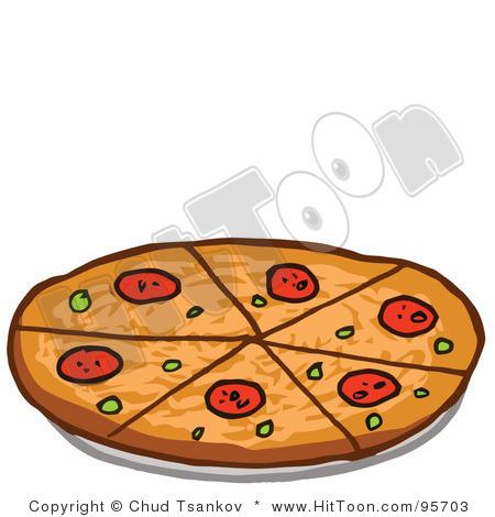 450x470 Pie Clipart Pizza Pie