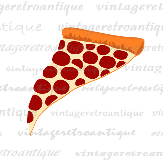 570x570 Graphics For Pepperoni Pizza Graphics