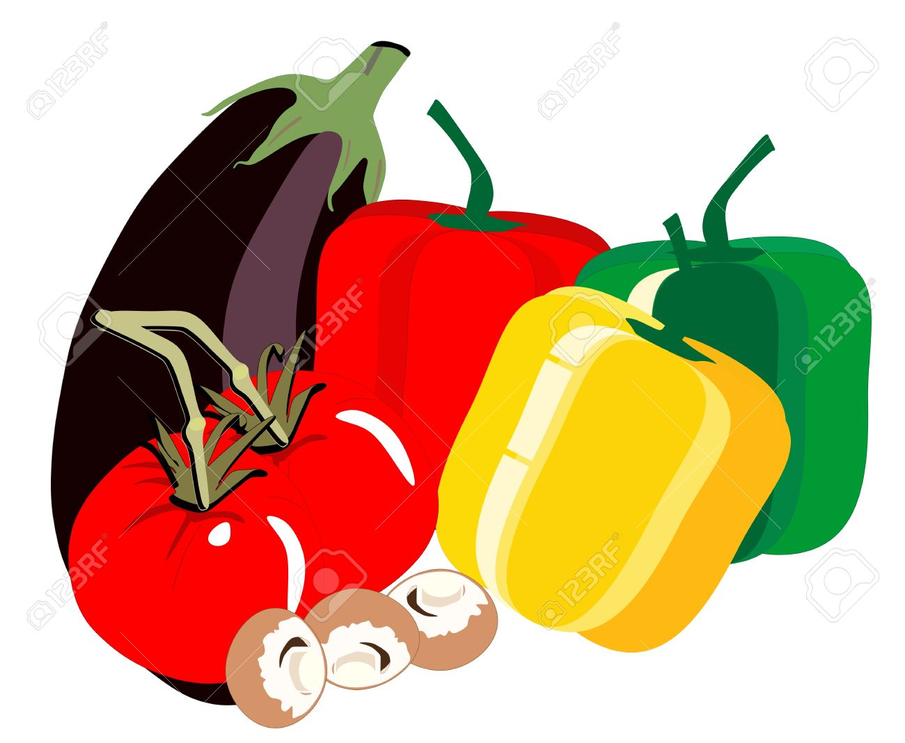 1300x1068 Tomato Clipart Pepper Plant