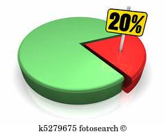 240x195 20 Percent Stock Illustrations. 1,246 20 Percent Clip Art Images