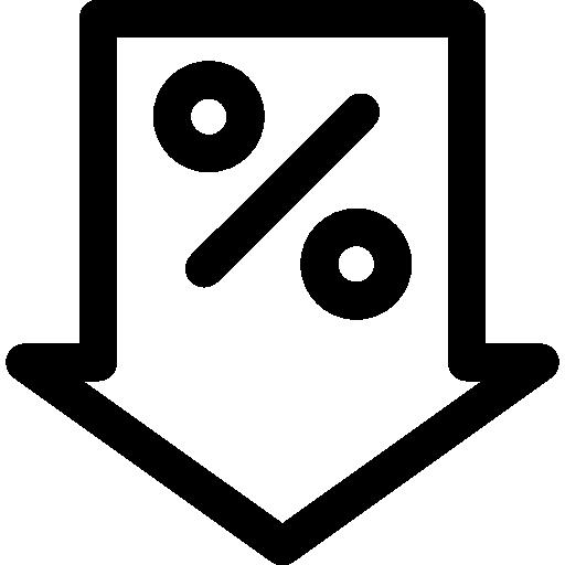 512x512 Percent Icon