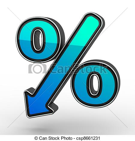 450x470 Percent Sign Clipart