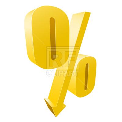 400x400 Percentage Symbol