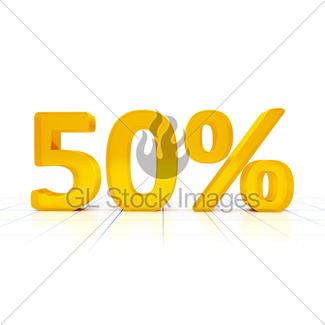325x325 50 Percent Off Gl Stock Images