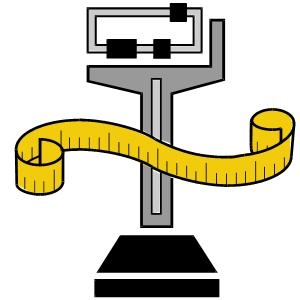 300x300 Scale Clipart Body Composition