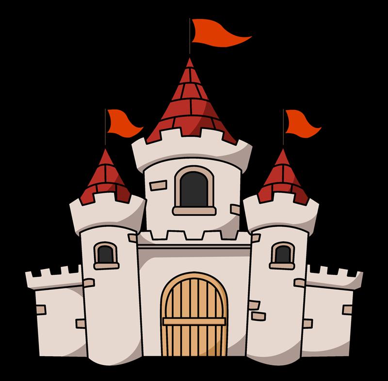 800x786 Castle Clipart