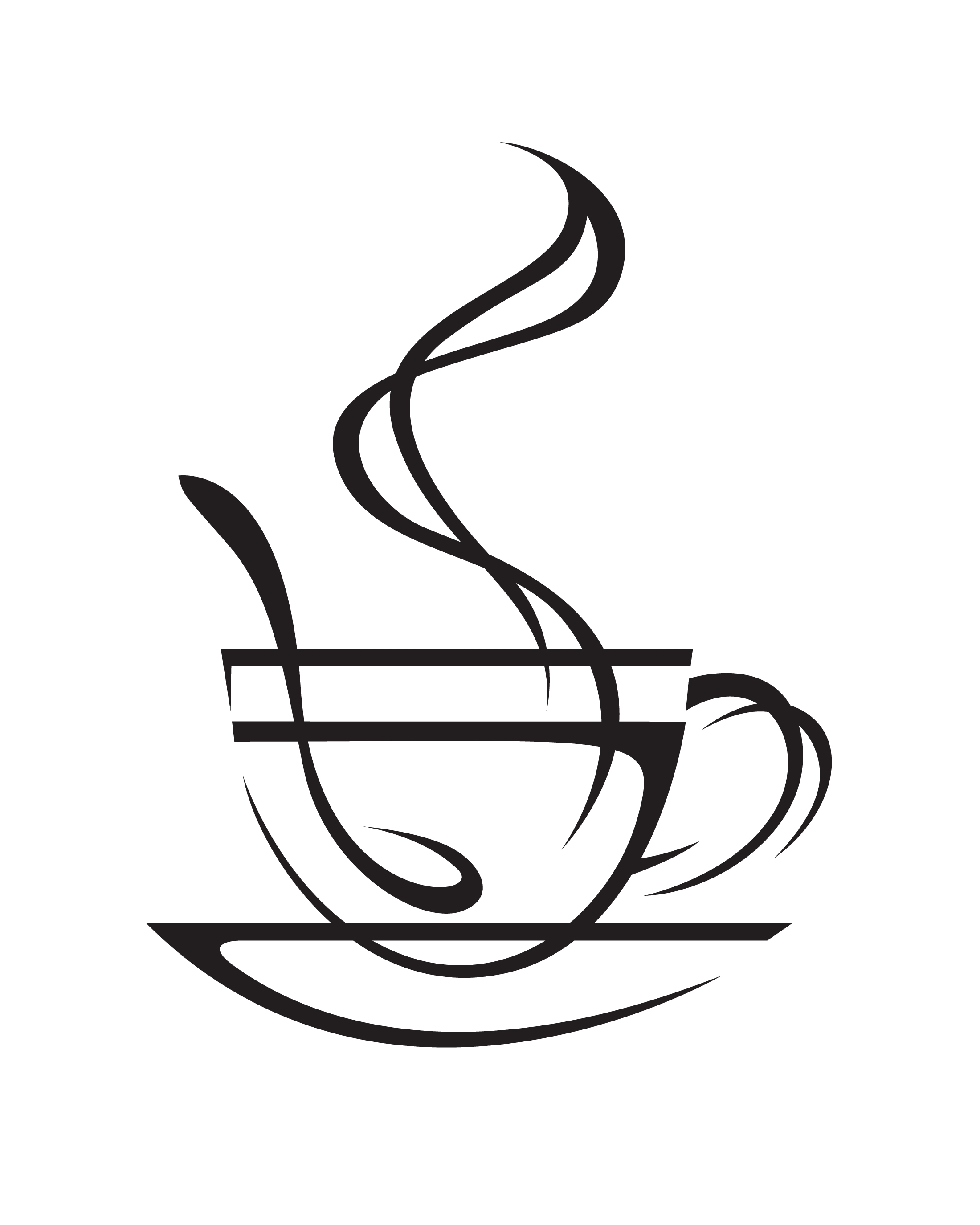 2200x2750 Coffee Cup Clip Art Free Perfect Cup Offfee Clipart 3