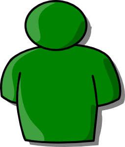 255x299 Person Symbol Clip Art