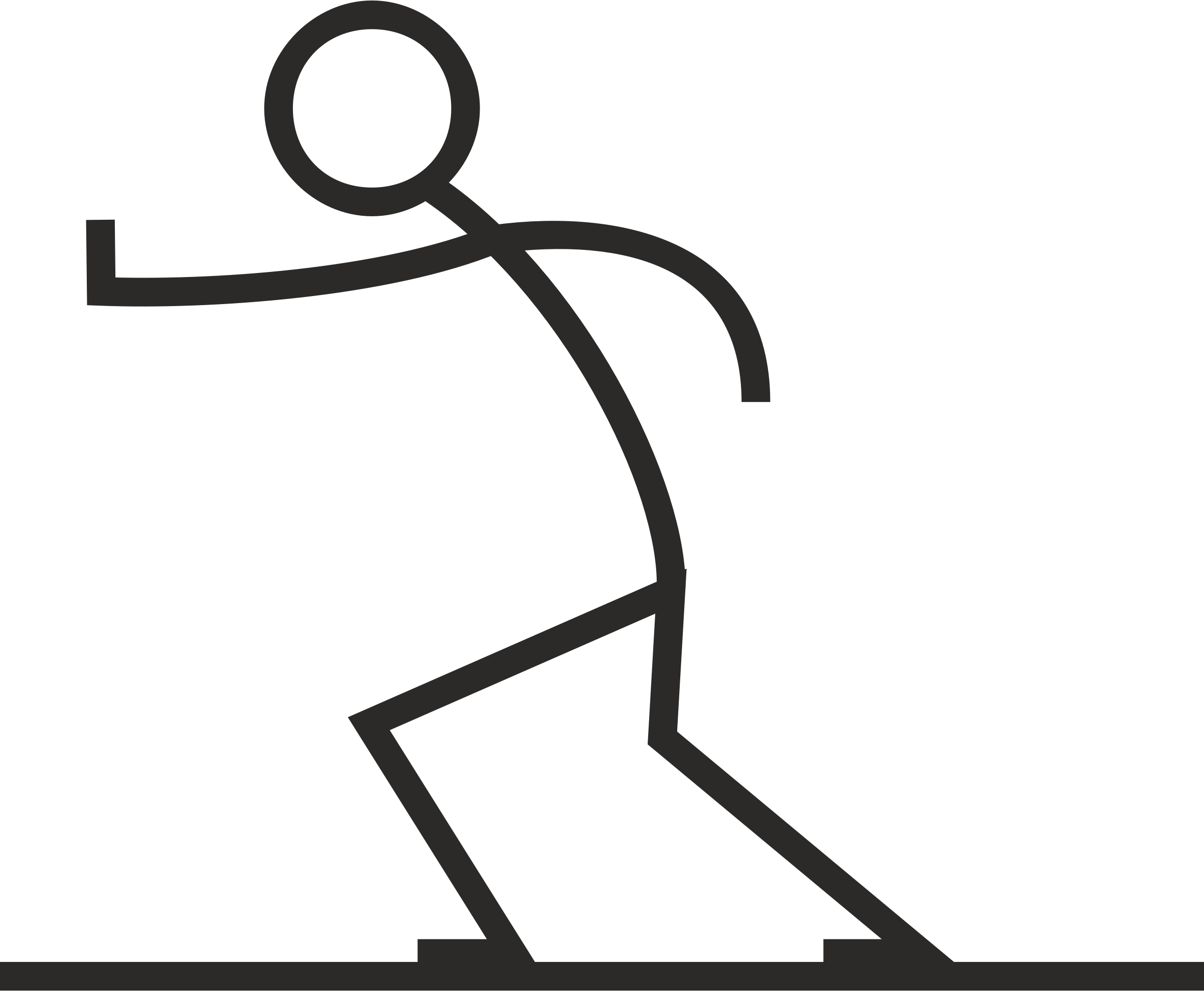 2400x1975 Stick Person Stick Figure Clip Art Clipart