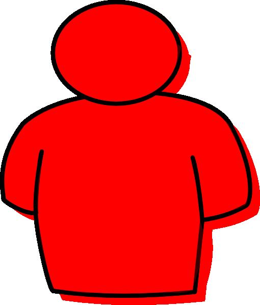 510x598 Red Man Clip Art
