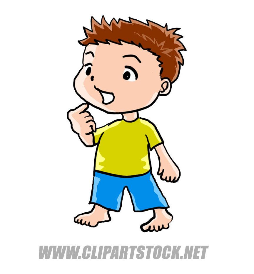 864x934 Small Person Clipart