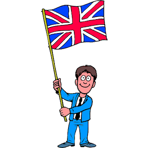 300x300 British Flag Clipart British Person