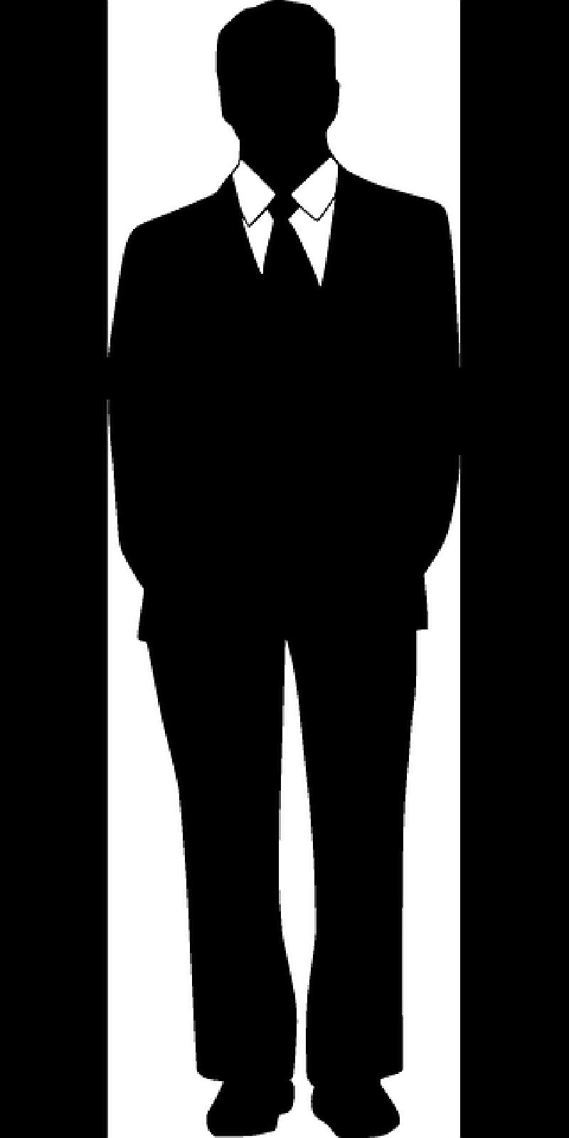 800x1600 People Clipart Suit