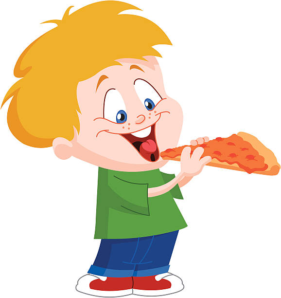 578x612 Kids Eating Pizza Clipart Amp Kids Eating Pizza Clip Art Images