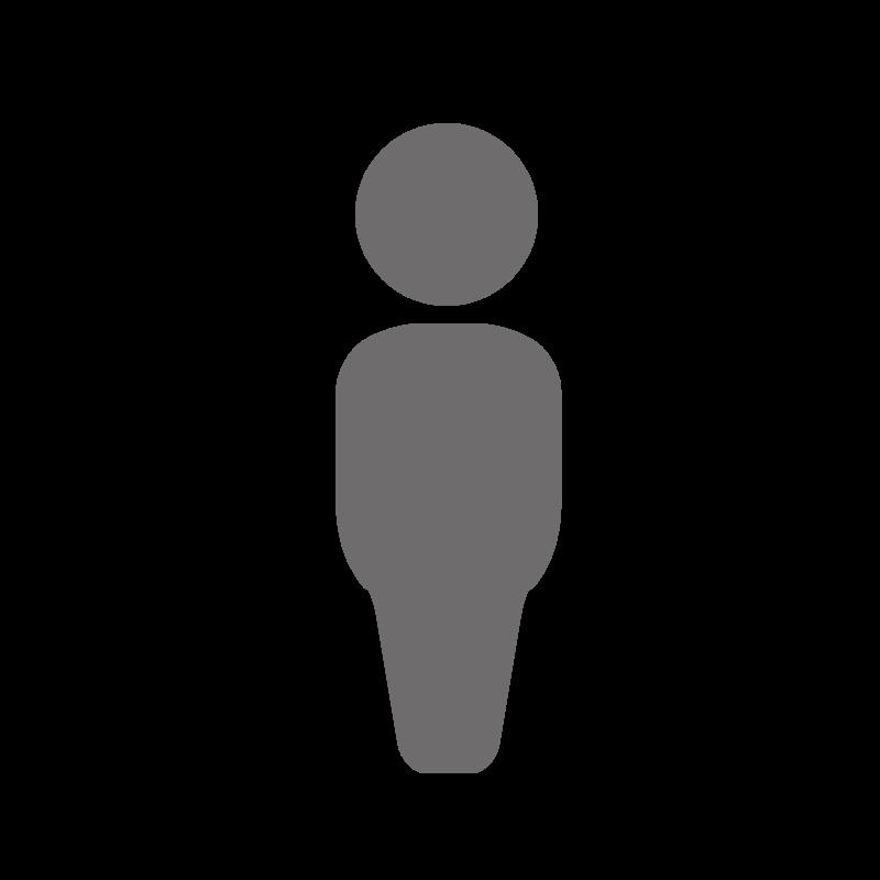 800x800 Free Clipart Person Icon Thekua