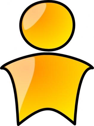 316x425 Person Icon Clipart