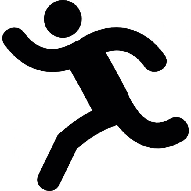 626x626 Person Running Running Person Free Download Clip Art