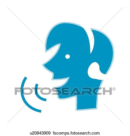 450x470 Clip Art Of Business, Icons, Voice, Person, Voice, Characters