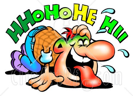 450x323 Humor Clipart Laughing Man