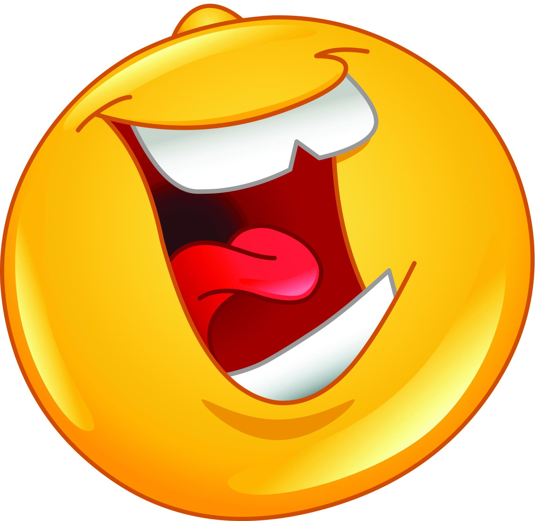 1760x1706 Laughing Clip Art