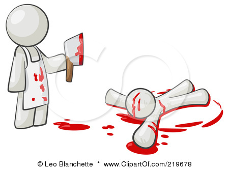 450x332 Dead Body Outline Clipart