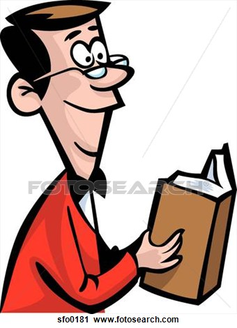 Person Reading A Book Clipart Free Download Best Person