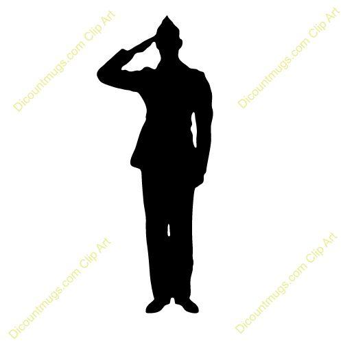 Person Silhouette Clipart