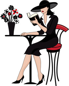 244x300 Table Clipart Image