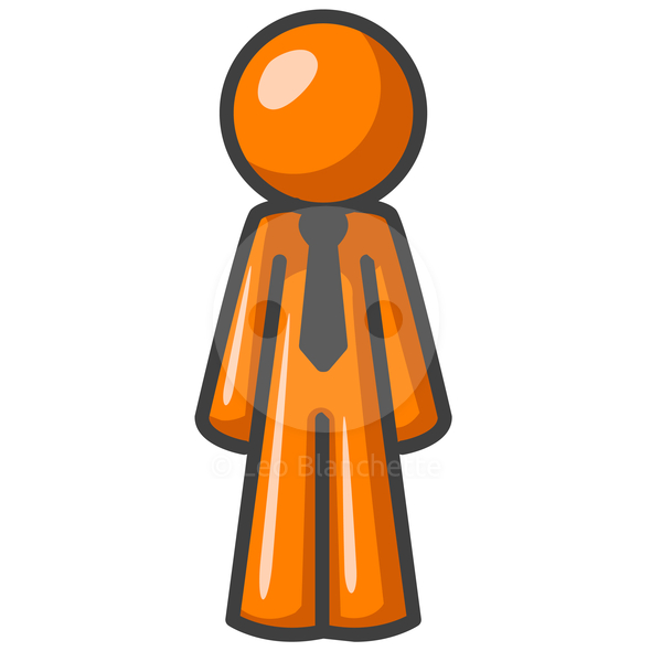 590x590 Person Standing Sideways Clipart Clipart Panda