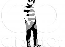 210x150 Clip Art Clip Art Person Standing