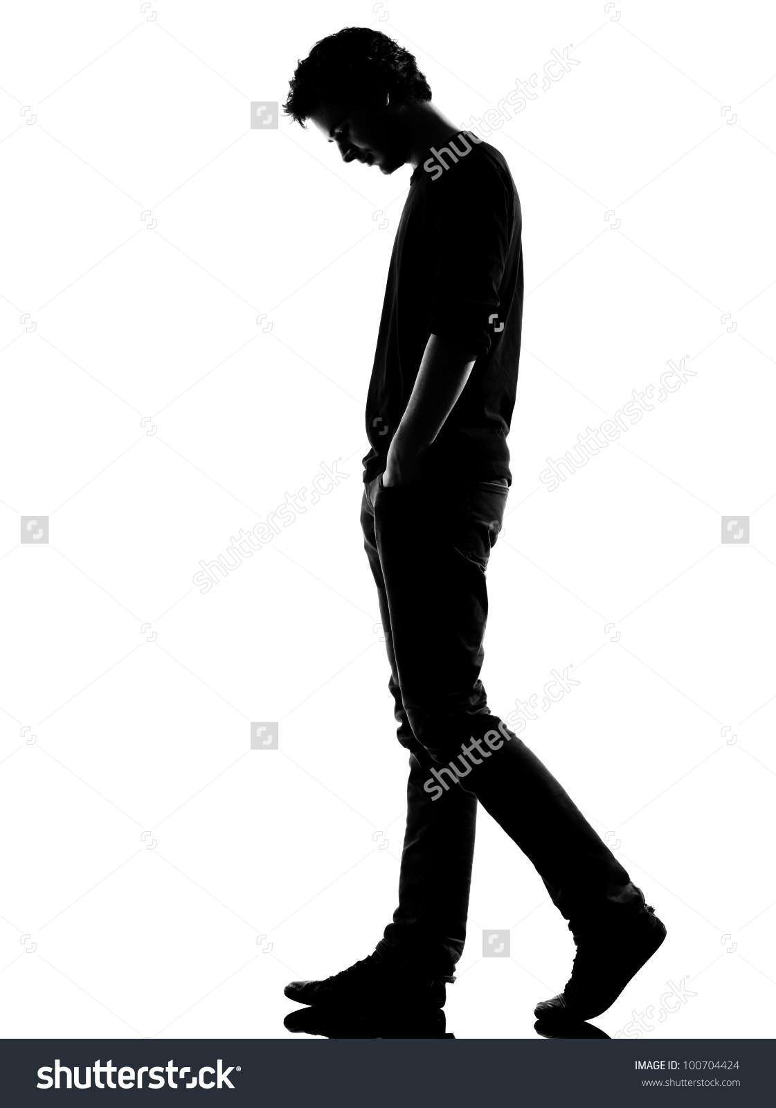 1121x1600 alone clipart lonely man