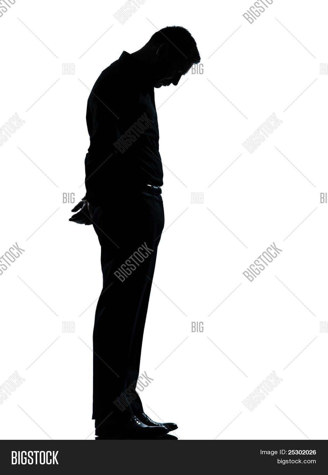 1121x1620 One Caucasian Business Man Sad Image Amp Photo Bigstock