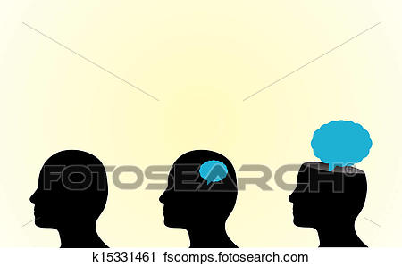 450x298 Clipart Of Person Thinking K15331461