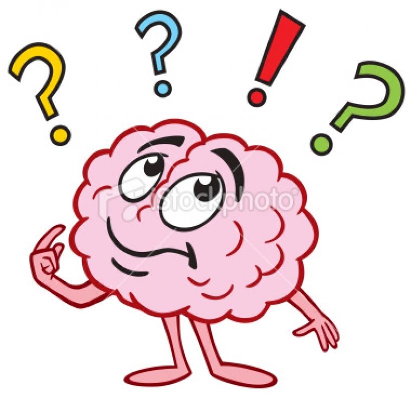 820x794 Brain Clipart Brain Thinking