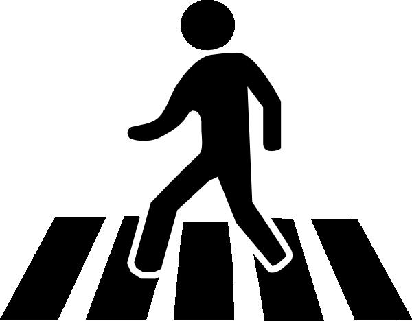 600x468 Man Walking Clip Art