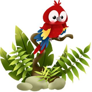 Pet Bird Clipart