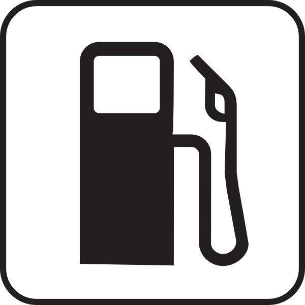 600x600 Gas Pump Clip Art Free Vector In Open Office Drawing Svg ( Svg