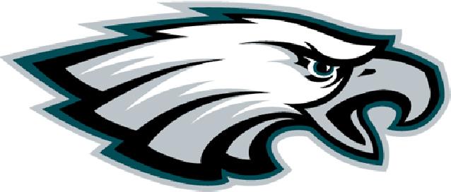 Philadelphia eagles football. Logo clipart free download
