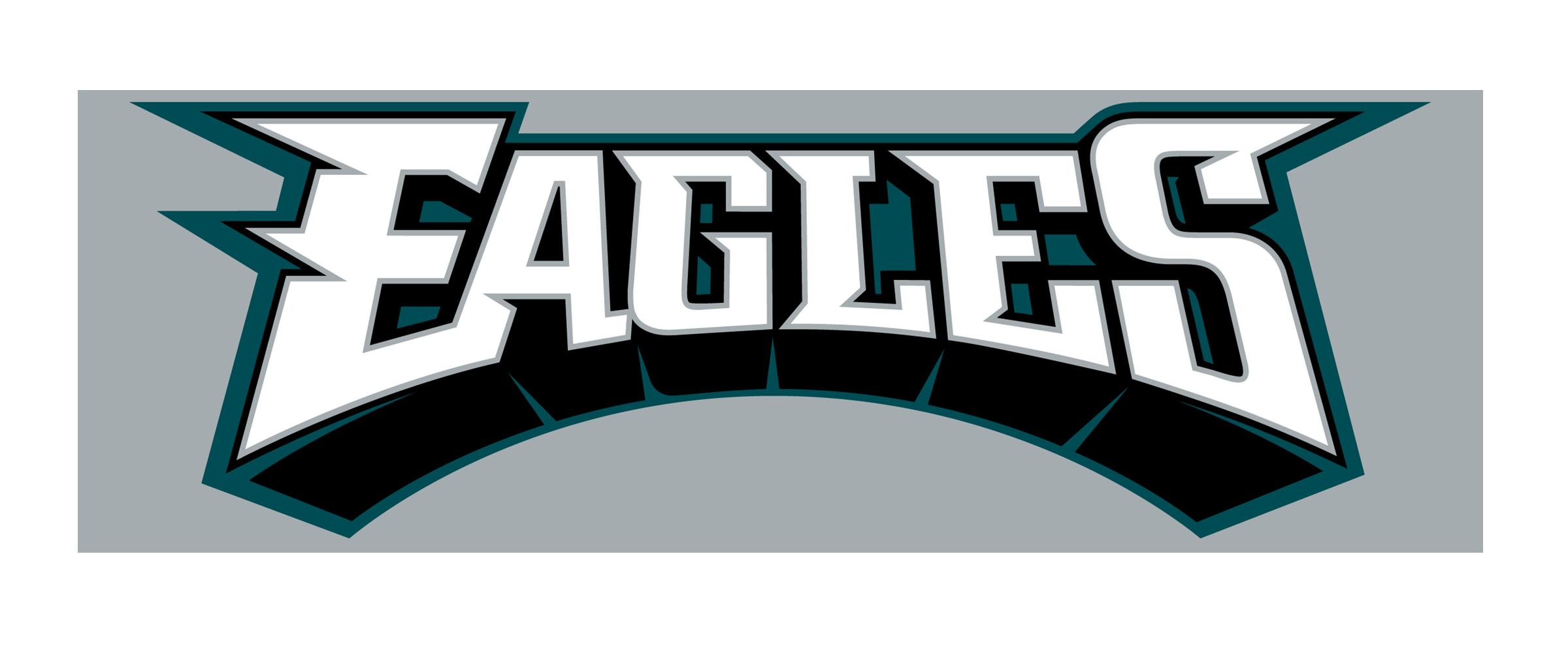 2400x990 Philadelphia Eagles Logo Png Transparent Amp Svg Vector