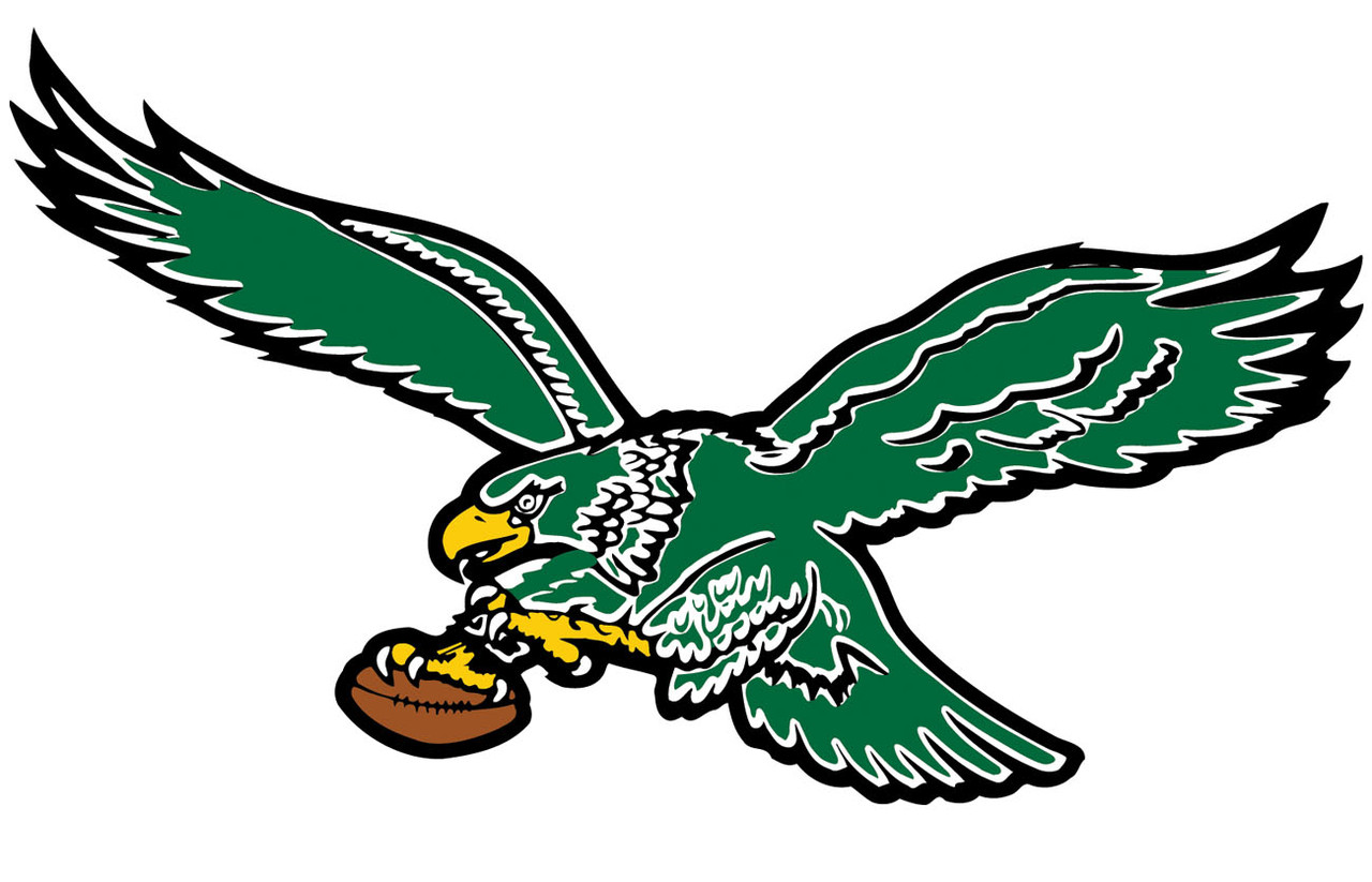 1280x823 Philadelphia Eagles Logos Clip Art