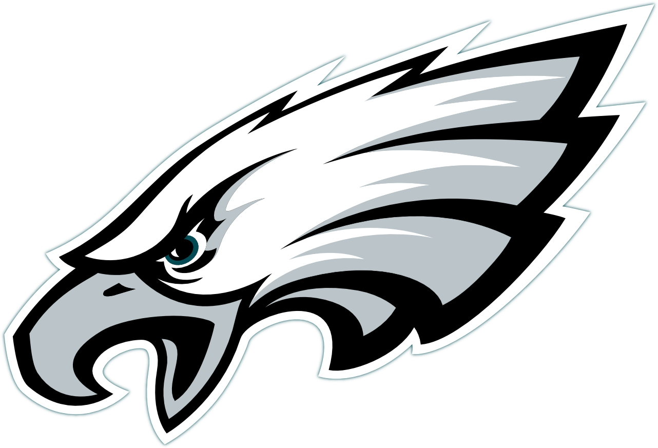 photo regarding Philadelphia Eagles Printable Schedule identified as Philadelphia Eagles Brand Clipart No cost down load least difficult