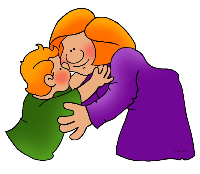 648x564 Family And Friends Clip Art By Phillip Martin, Hug