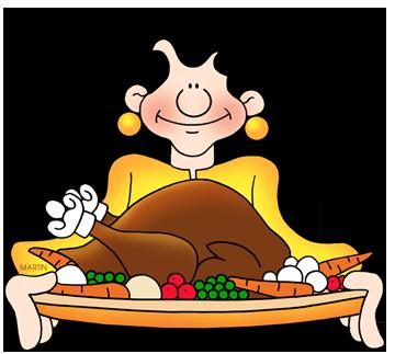 360x323 Free Thanksgiving Clip Art By Phillip Martin