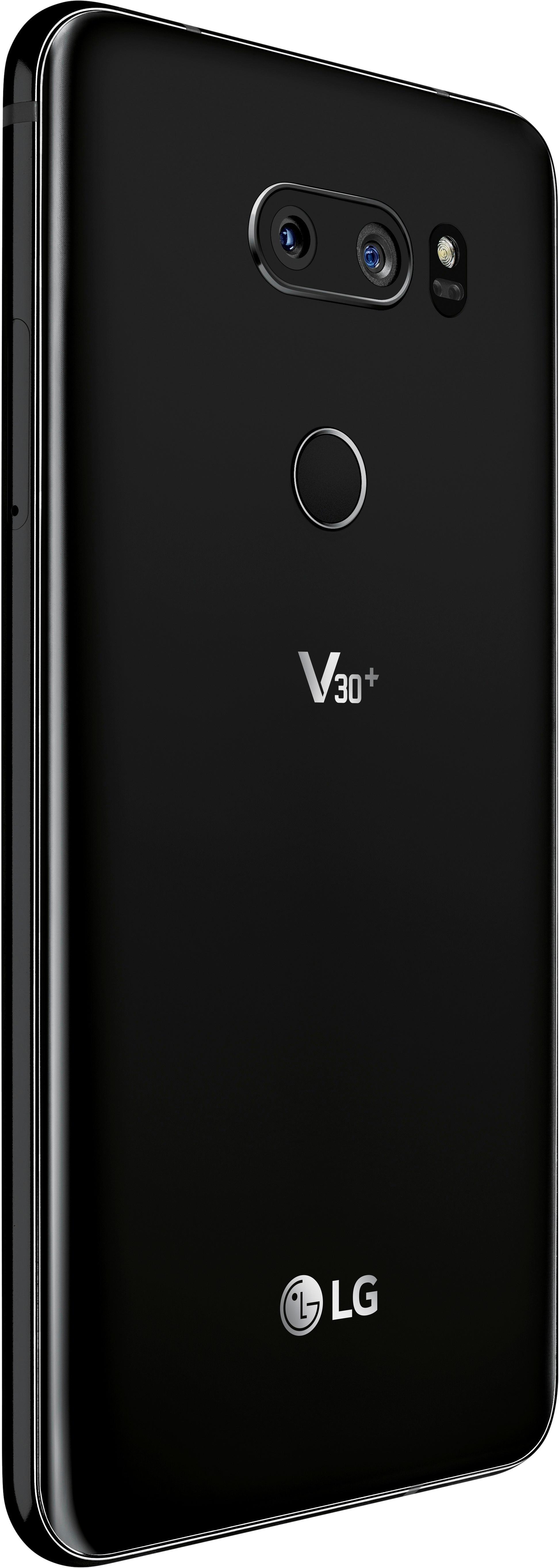 1944x5456 Lg V30  With 128gb Memory Cell Phone Black Lgls9982blk