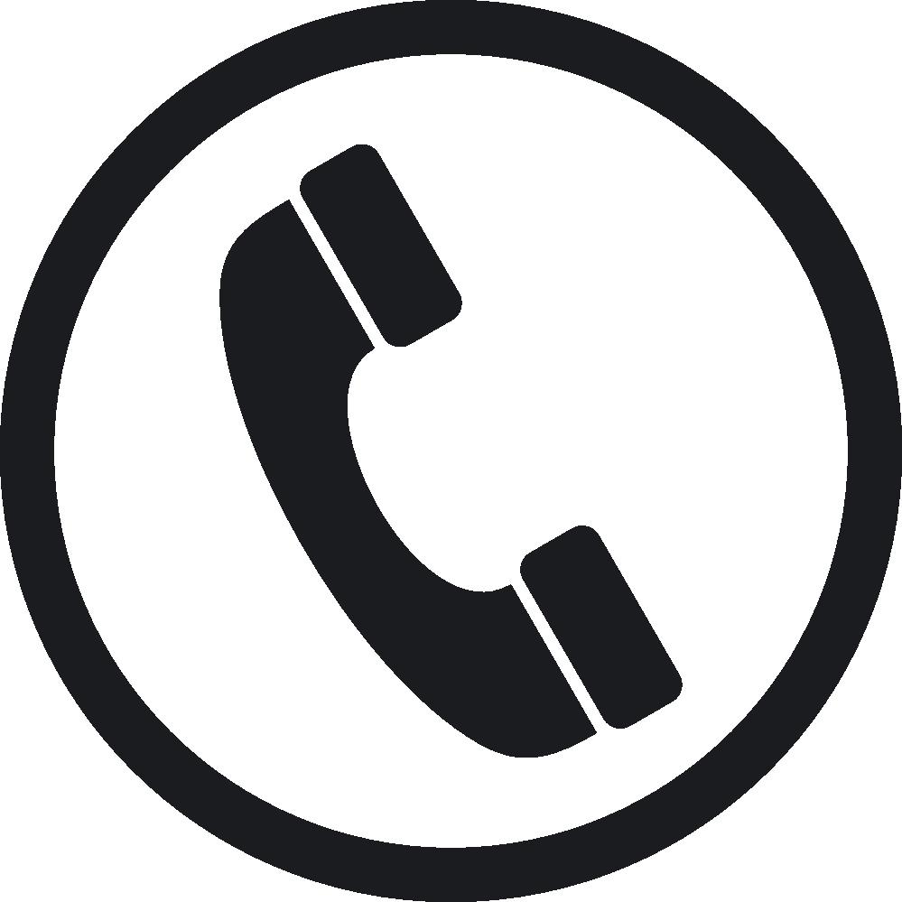 999x999 Phone Clip Art Black And White Clipart Panda